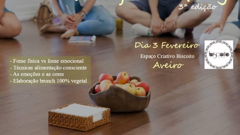 Workshop Mindful Eating _ Fome Fisica ou Fome Emocional_Aveiro